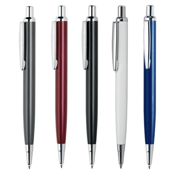 penna in alluminio dual