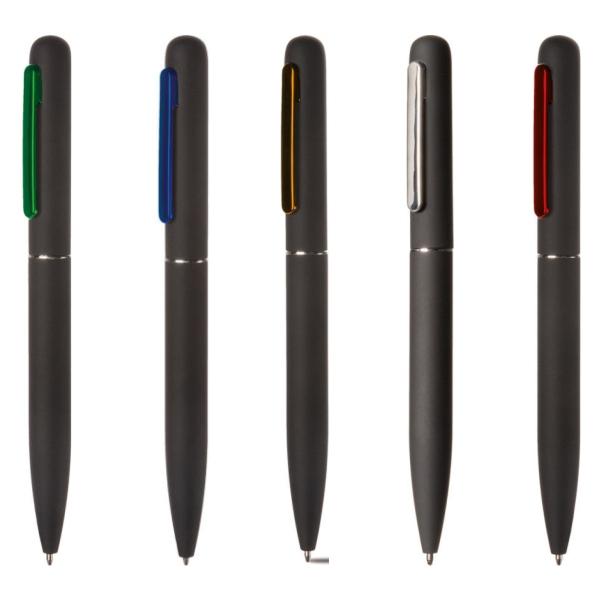 penne in metallo e gomma soft touch prodotto